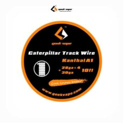 Bobina Ka1 Caterpillar Track 28GA x 4 + 30 GA (3 m) – Geekvape