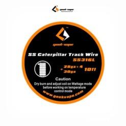 Geekvape Bobina SS Caterpillar Track GAx GA