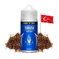 Halo Shake N Vape Turkish Tobacco 50ml