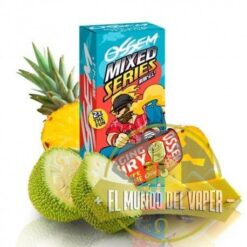 Jackfruit Pineapple Booster ml de Ossem Juice