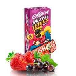 Strawberry Blackcurrant Booster ml de Ossem Juice