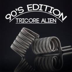 Charro Coils Resistencia Artesanal 90´s Tricore Alien