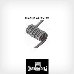 Resistencia Single Alien Charro Coils Yonofumo Yovapeo