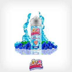 Blue Raspberry (Booster 100ml) de Ice Love Lollies