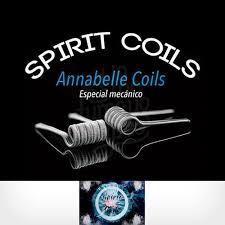 Spirit Coils Resistencia Artesanal Annabelle (2 Uds)