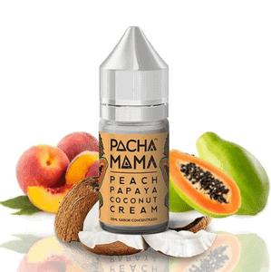 Aroma Peach Papaya Coconut Cream (30 ml)