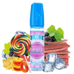 Bubble Trouble 50ml - Dinner Lady Ice