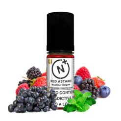 Nicotine Plus Salts T-Juice Red Astaire 10ml