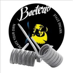 bacterio coils speed alien triple nucleo ohm pack