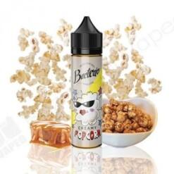e liquid bacterio e liquids creamy popcorn ml mg