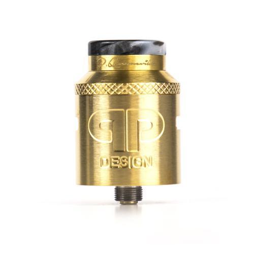 qp design kali rda rsa v brass edition