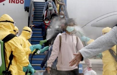 coronavirus fumando