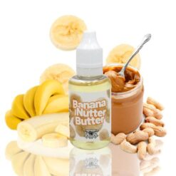Chefs Flavours Aroma Banana Nutter Butter 30ml