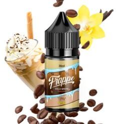 frappe cold brew aroma vanilla latte ml
