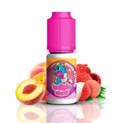 bubble island aroma peach n lychee ml