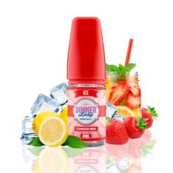 dinner lady aroma ice strawberry bikini ml