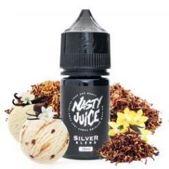 aroma silver blend nasty juice