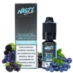 sicko blue blue raspberry nasty juice salt