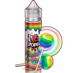 i vg pops rainbow lollipop ml shortfill