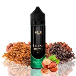 Legend Blend Hazelnut Tobacco 50ml (Shortfill)