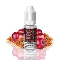 pachamama salts apple tobacco mg ml