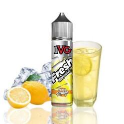 ivg mixer range fresh lemonade ml shortfill