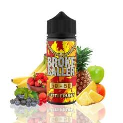 broke baller tutti fruity ml shortfill