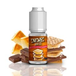 smores addict aroma classic chocolate chip and graham crackers ml