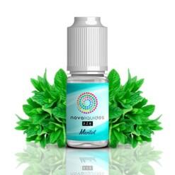 nova liquides classique aroma mentol ml