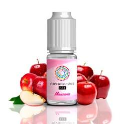nova liquides classique aroma manzana ml