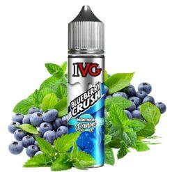 Blueberry Crush 50ml - IVG Menthol