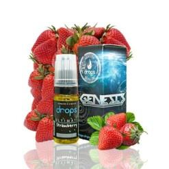 drops genesis ultimate strawberry ml