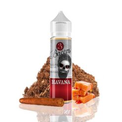 baccos havana mg ml booster