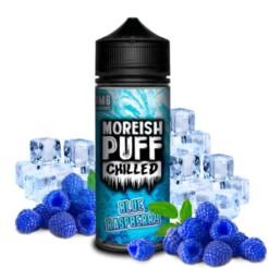 moreish puff chilled blue raspberry ml shortfill