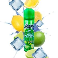 the alchemist juice kalippooh cerebral stroke lima limon ml shortfill