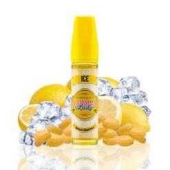 dinner lady ice lemon sherbets ml shortfill