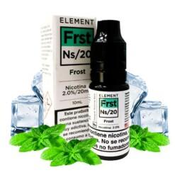 element e liquid frost mg ml