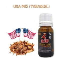 oil vap aroma tabaco rubio usa mix ml