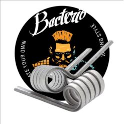 bacterio coils staple full n ohm pack