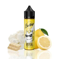 bacterio e liquids royal hunter ml shortfill