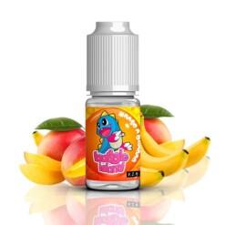 bubble island aroma mango n banana ml