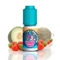 bubble island aroma melon n straw ml