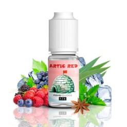 nova liquides premium aroma arctic red ml