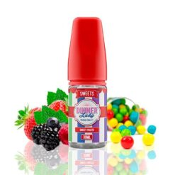 dinner lady aroma sweets sweet fruits ml
