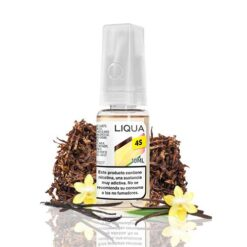 liqua s vanilla tobacco mg ml