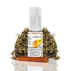 liqua s traditional tobacco mg ml