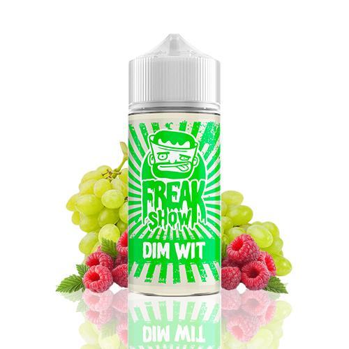Freak Show E-Liquids Dim Wit 100ml (Shortfill)