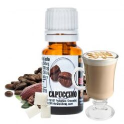 aroma capuccino ml oil vap