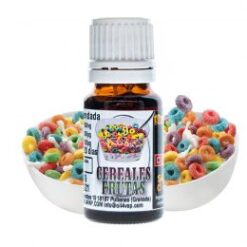 aroma cereales de frutas ml oil vap