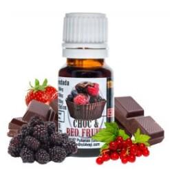 aroma chocolate y frutos rojos ml oil vap